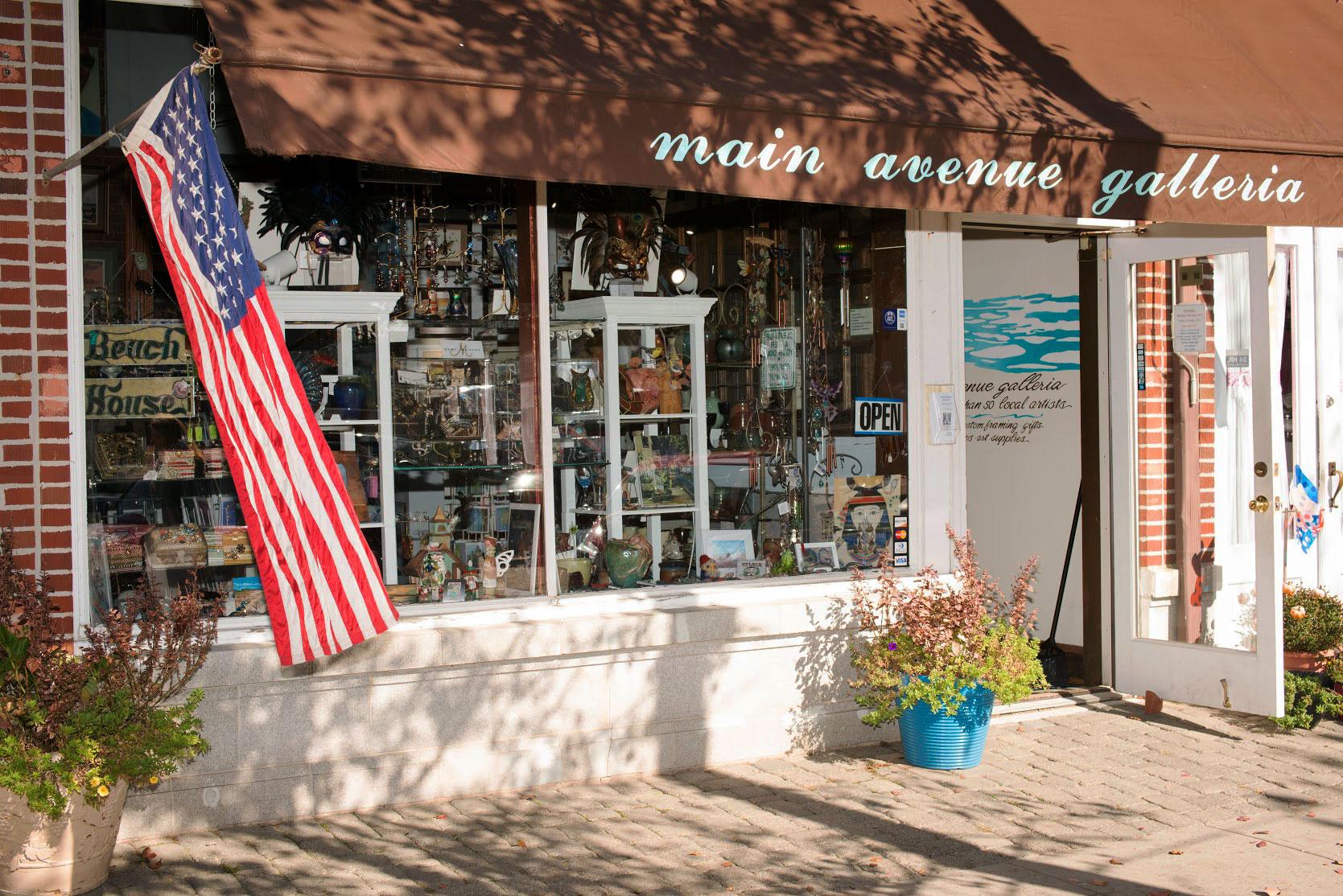 Main Avenue Galleria & School of Art, Ocean Grove, NJ