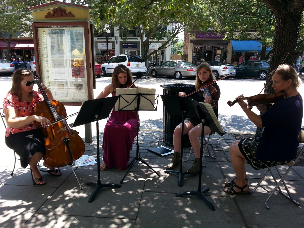 NJSO Art Strings - Fundraising Event for Youth Music Programs