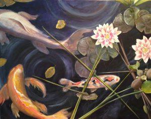 All Level Acrylics Fish (Rotolo)