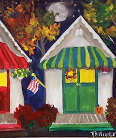 OG Autumn Tents