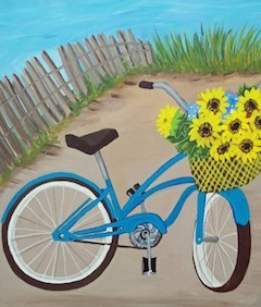 Sips Beach Bike