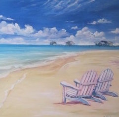 All Level Acrylics Beach Chairs (Rotolo)