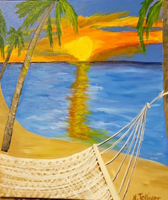 hammock-under-the-palms