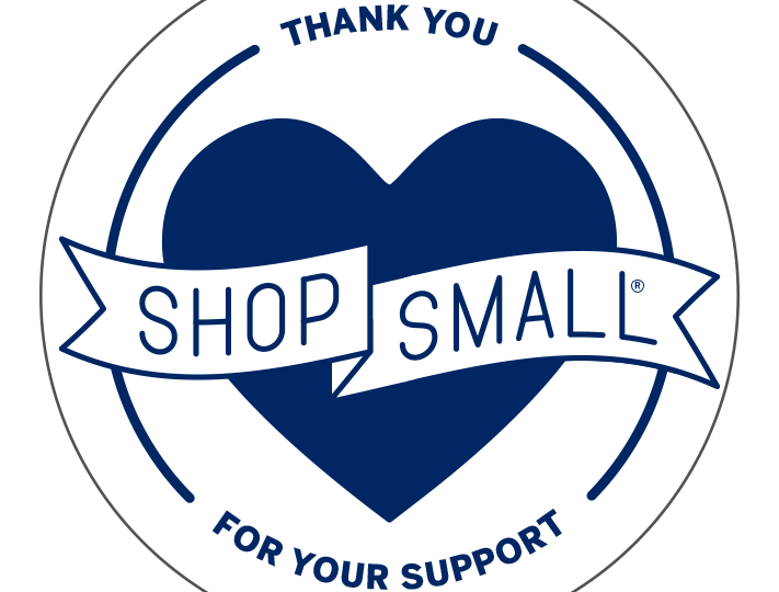 Small Business Saturday is November 30, 2019
