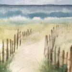 Watercolor Painting:  Beginner/Intermediate Level