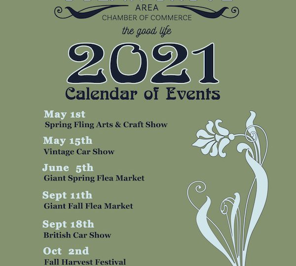 2021 Ocean Grove Chamber of Commerce Events