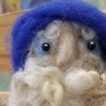 Sculpted Needle Felted Ralph